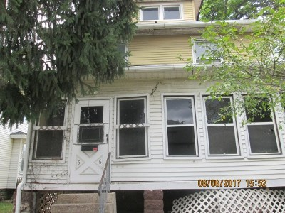 Davenport Single Family Home For Sale: 506 E Rusholme