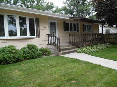 Clinton County, Whiteside County Single Family Home For Sale: 622 19th