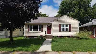 Clinton Single Family Home For Sale: 2388 Barker