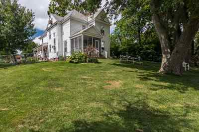 Clinton Single Family Home For Sale: 1720 N 3rd