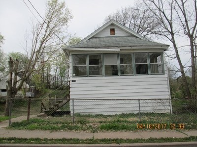 Davenport Single Family Home For Sale: 1322 Spring