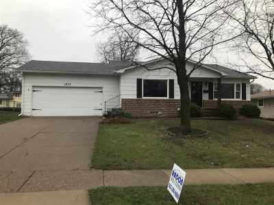 bettendorf Rental For Rent: 1835 18th