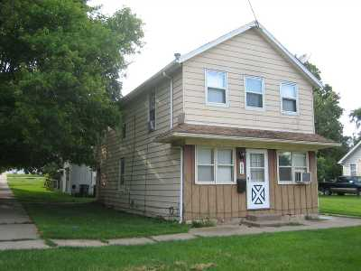 Clinton Multi Family Home For Sale: 2900 Garfield