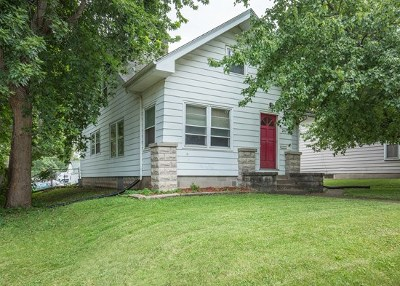 Davenport IA Single Family Home For Sale: $114,900