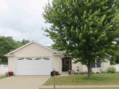 Davenport IA Single Family Home For Sale: $239,900