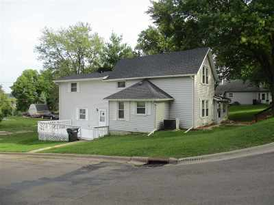Clinton Single Family Home For Sale: 3131 Roosevelt