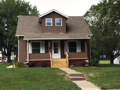 Davenport Single Family Home For Sale: 2118 W 16th