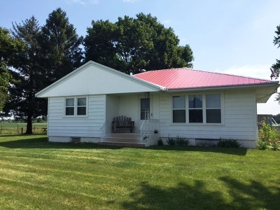 Single Family Home For Sale: 166 Washington