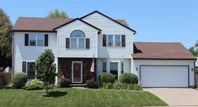 Bettendorf Single Family Home For Sale: 4638 34th
