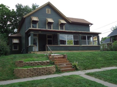 Davenport IA Single Family Home For Sale: $89,000