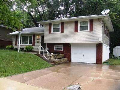 Bettendorf Single Family Home For Sale: 1416 Fairlane