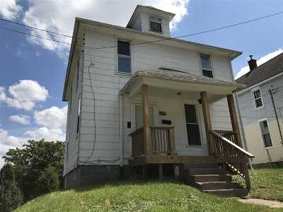 Davenport Single Family Home For Sale: 1129 Iowa