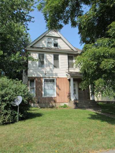 Davenport Multi Family Home For Sale: 2148 W 2nd