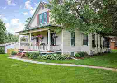 Davenport Single Family Home For Sale: 3403 Middle