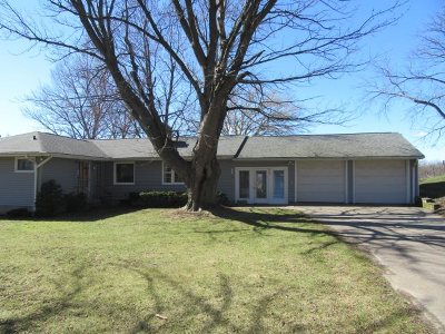 Clinton Single Family Home For Sale: 314 S 14th