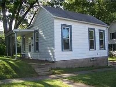Davenport Multi Family Home For Sale: 914 Vine