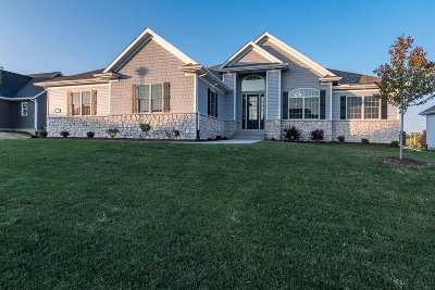 Davenport Single Family Home Contingent: 4024 Thomas Pointe