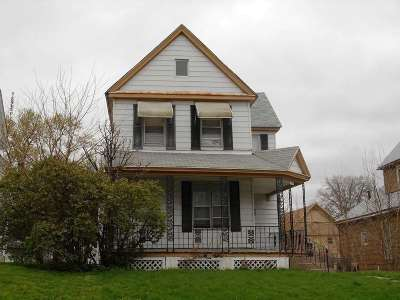 Davenport Single Family Home For Sale: 606 W 14th
