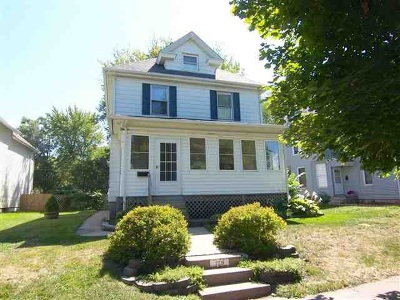 Davenport Single Family Home For Sale: 729 W 15th