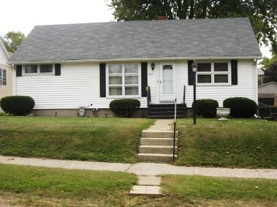 Clinton County, Whiteside County Single Family Home For Sale: 937 12th Ave S