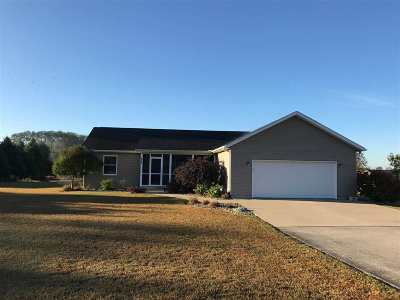 Fulton Single Family Home For Sale: 5429 Holly