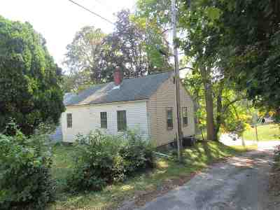 Single Family Home For Sale: 2322 Coleman
