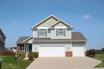 Davenport Single Family Home For Sale: 1612 W 69th