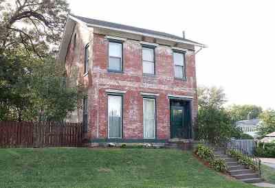 Davenport Single Family Home For Sale: 914 Farnam