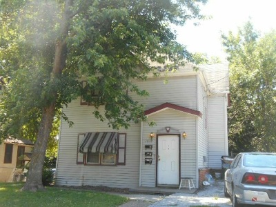 Davenport IA Multi Family Home For Sale: $115,000