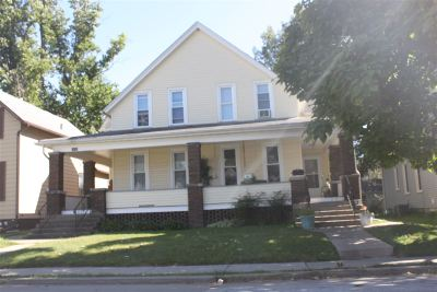 Davenport Multi Family Home For Sale: 1433-1435 W 15th