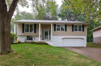 Davenport IA Single Family Home For Sale: $164,900
