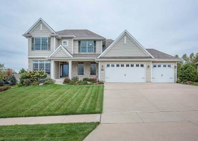 Century Heights Single Family Home For Sale: 5371 Hopewell