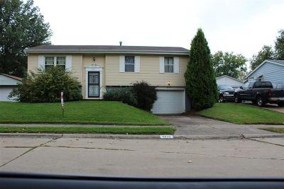 Davenport IA Single Family Home For Sale: $110,000