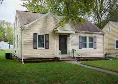 Davenport IA Single Family Home For Sale: $113,000