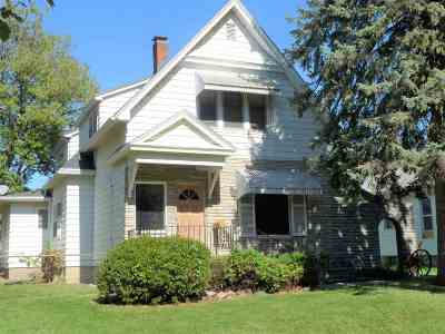 Davenport Multi Family Home For Sale: 2234 W 2nd