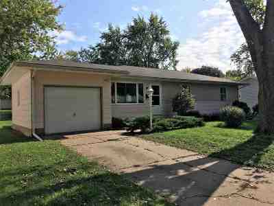 Davenport Single Family Home For Sale: 3727 N Lincoln