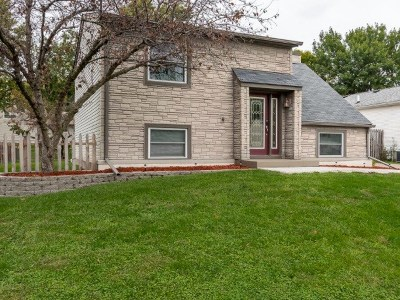 Davenport Single Family Home For Sale: 3020 W 65th