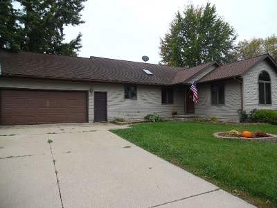 Albany IL Single Family Home For Sale: $129,900