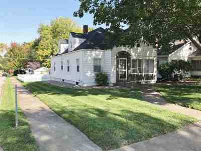 Davenport Single Family Home For Sale: 228 W 30th
