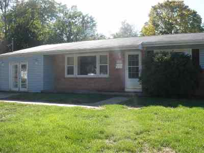 Bettendorf Single Family Home For Sale: 1517 Central