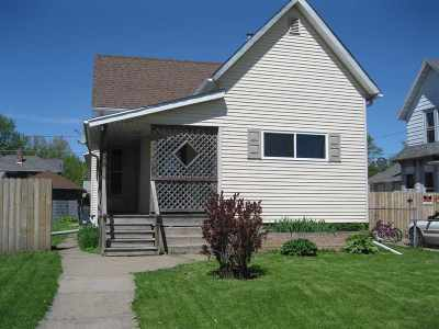 Clinton Single Family Home For Sale: 806 N 2nd