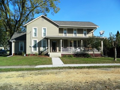 Single Family Home For Sale: 318 3rd