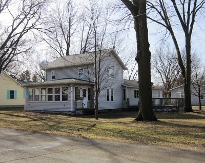 Camanche Single Family Home For Sale: 325 8th