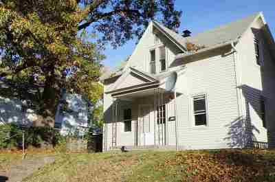 Davenport Single Family Home For Sale: 738 W 14th
