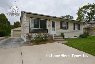 Bettendorf Single Family Home For Sale: 732 31st