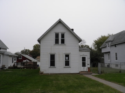 Davenport Single Family Home For Sale: 732 W 15th