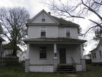 Davenport Single Family Home For Sale: 503 W 17th