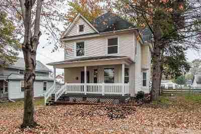 Davenport IA Single Family Home For Sale: $154,900