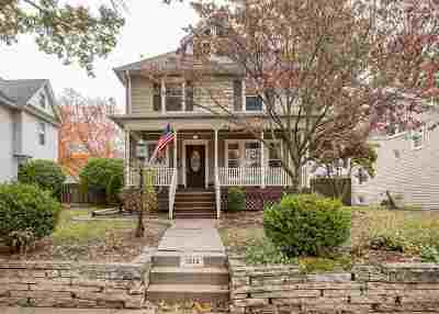 Davenport IA Single Family Home For Sale: $189,900