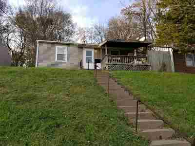 Davenport IA Single Family Home For Sale: $63,900